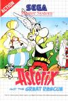 Asterix and the Great Rescue -Front Cover Art Sega Master System