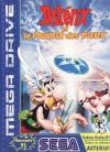 Astérix and the Power of the Gods - Cover Art Sega Genesis