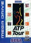 ATP Tour Championship Tennis - Cover Art Sega Genesis