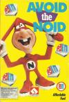 Avoid the Noid - Cover Art Commodore 64