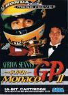 Ayrton Senna's Super Monaco GP II -  Cover Art Sega MegaDrive