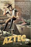 Aztec - Cover Art Commodore 64