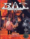 B.A.T.  - Cover Art Commodore 64