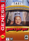 Baby's Day Out - Cover Art Sega Genesis