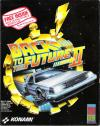 Back to the Future Part II - Cover Art DOS