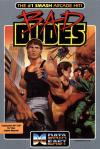 Bad Dudes - Cover Art Commodore 64