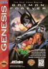 Batman Forever - Cover Art Sega Genesis