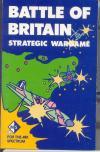 Battle of Britain - Cover Art ZX Spectrum