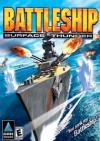 Battleship DOS Cover Art
