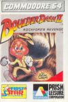 Boulder Dash II: Rockford's Revenge - Cover Art Commodore 64