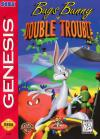 Bugs Bunny in Double Trouble - Cover Art Sega Genesis