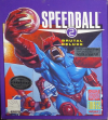 Speedball 2: Brutal Deluxe - Cover Art Commodore 64