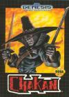 Chakan the Forever Man - Cover Art Sega Genesis