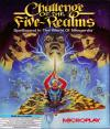 Challenge of the Five Realms - Cover Art DOS