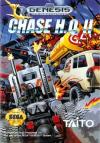 Chase H.Q. II  - Cover Art Sega Genesis