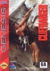 Cliffhanger - Cover Art Sega Genesis
