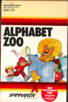 Alphabet Zoo - ColecoVision Cover Art