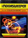 Moonsweeper - ColecoVision Cover Art