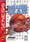 College Slam - Cover Art Sega Genesis