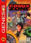 Comix Zone - Cover Art Sega Genesis