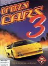 Crazy Cars 3 - Cover Art Commodore 64