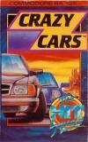 Crazy Cars - Cover Art Commodore 64