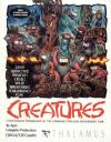 Creatures - Cover Art Commodore 64