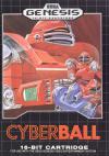 Cyberball - Cover Art Sega Genesis