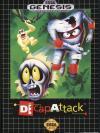 DEcapAttack  - Cover Art Sega Genesis