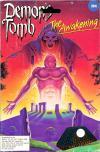 Demon's Tomb: The Awakening - Cover Art DOS