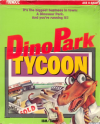 Dinopark Tycoon - Cover art DOS