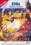 Aladdin -Front Cover Art Sega Master System