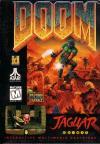 DOOM - Atari Jaguar Cover Art