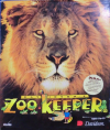 Zoo Keeper - Cover Art DOS