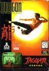 Dragon: The Bruce Lee Story - Atari Jaguar Cover Art