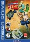 Earthworm Jim 2 - Cover Art Sega Genesis