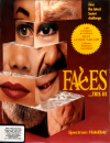 Faces ...tris III - Cover Art DOS