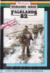 Falklands 82 - Cover Art ZX Spectrum