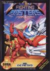 Fighting Masters  - Cover Art Sega Genesis