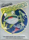 Frogger - Atari 2600 Cover Art