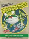 Frogger - ColecoVision Cover Art