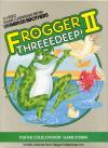 Frogger II: ThreeeDeep! - ColecoVision Cover Art