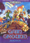 Gain Ground - Cover Art Sega Genesis