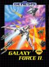 Galaxy Force II - Cover Art Sega Genesis
