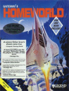Gateway 2 - Homeworld DOS Cover Art