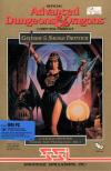 Gateway to the Savage Frontier - Cover Art DOS