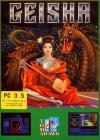 Geisha DOS Cover Art