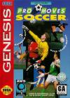 AWS Pro Moves Soccer - Cover Art Sega Genesis
