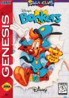 Disney's Bonkers - Cover Art Sega Genesis