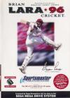 Brian Lara Cricket '96  - Cover Art Sega Genesis